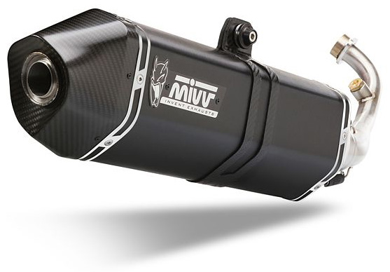 Yamaha Performance Exhaust