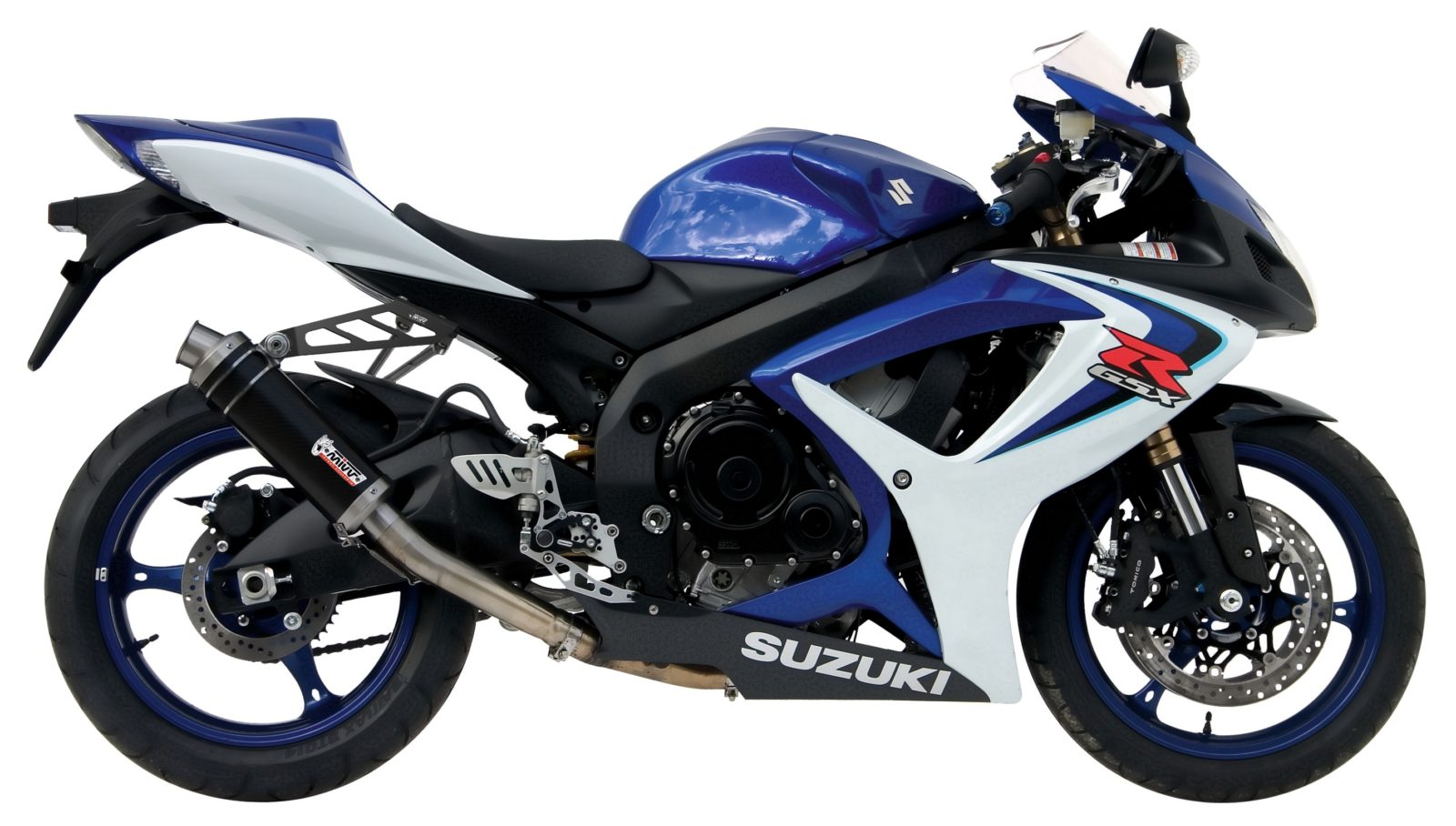 Escape SUZUKI GSX-R 750 Mivv Gp Carbono AS.021.L2S