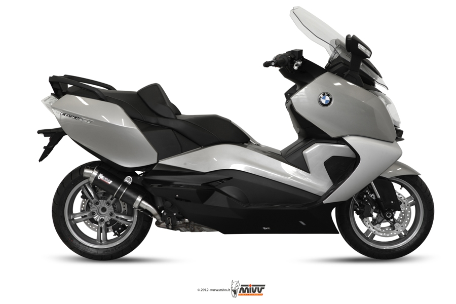 Scarico Mivv Gp per Scooter Bmw C 650 GT