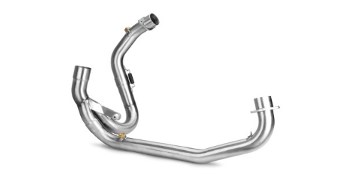 Mivv NO-KAT PIPE for DUCATI HYPERMOTARD 1100 2007 > 2009