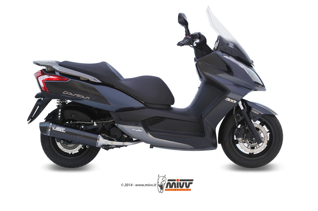 Scarico Mivv Stronger per scooter KYMCO