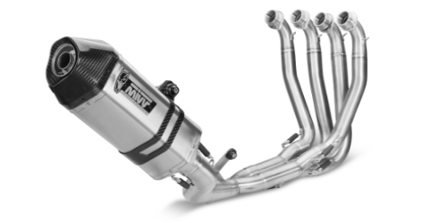 Mivv Full System STAINLESS STEEL for KAWASAKI ZX-10 R 2011 > 2015