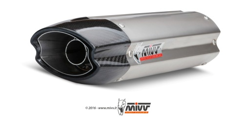 Mivv SUONO STAINLESS STEEL for Honda CBR 600 RR 2005 > 2006