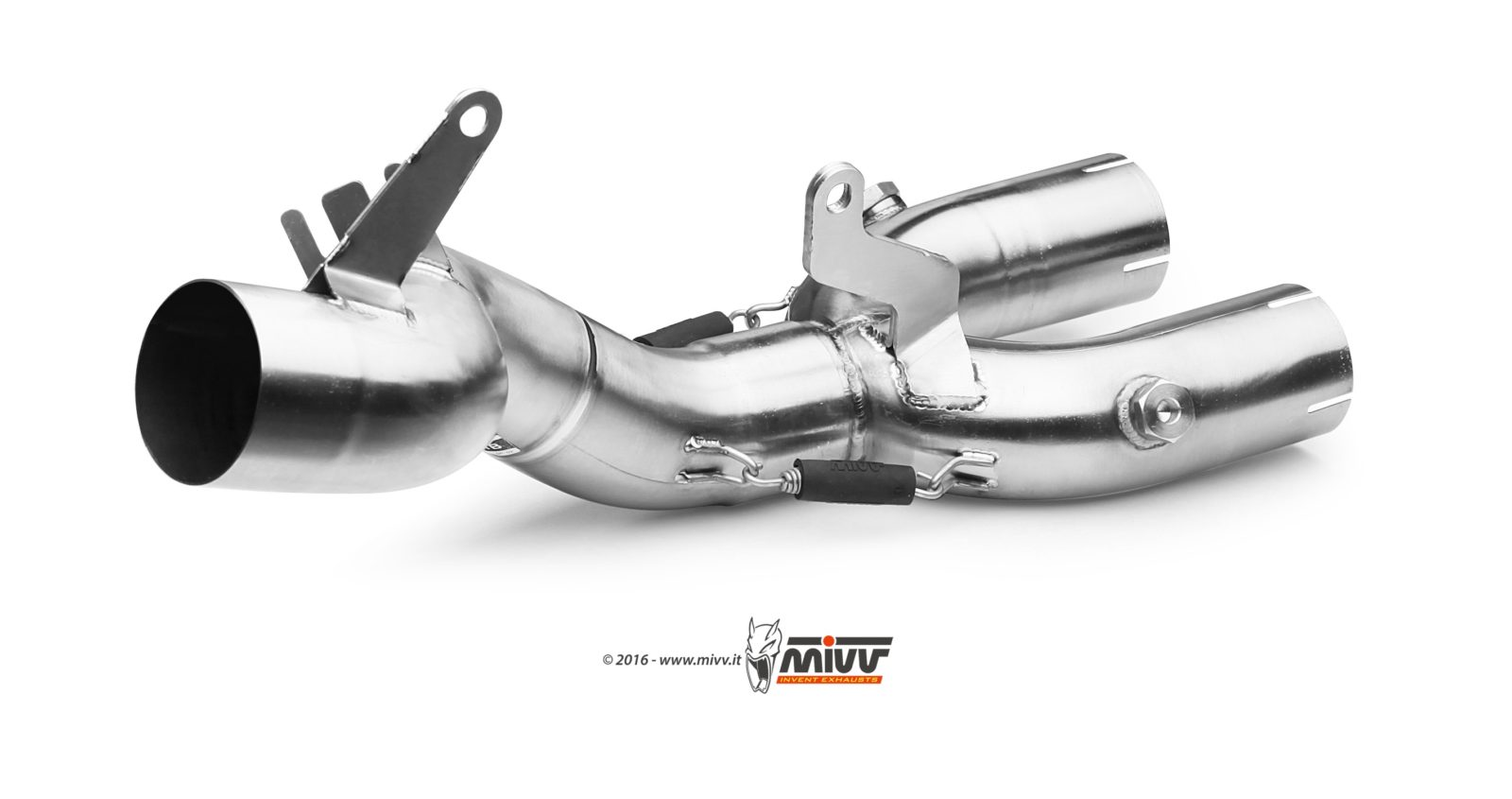 Mivv NO-KAT PIPE Y.050.C2 for YAMAHA YZF 1000 R1