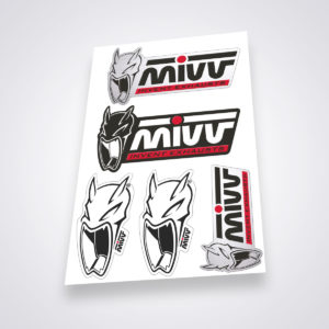 Mivv Stickers