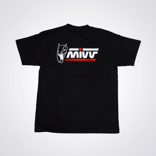 Mivv T-shirt - rear view