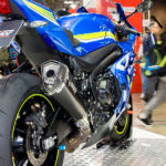 Mivv Delta Race on Suzuki GSX-R 1000