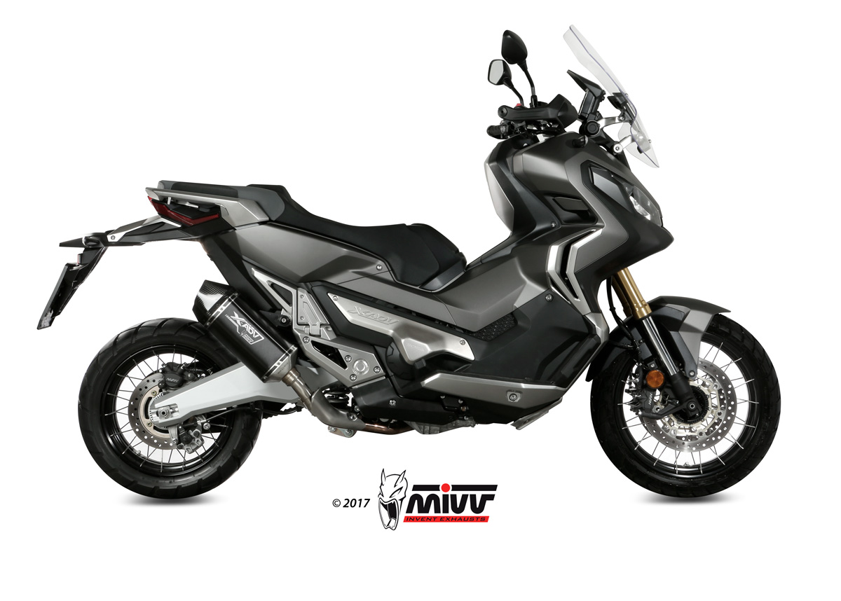 Mivv Exhausts For Honda X ADV