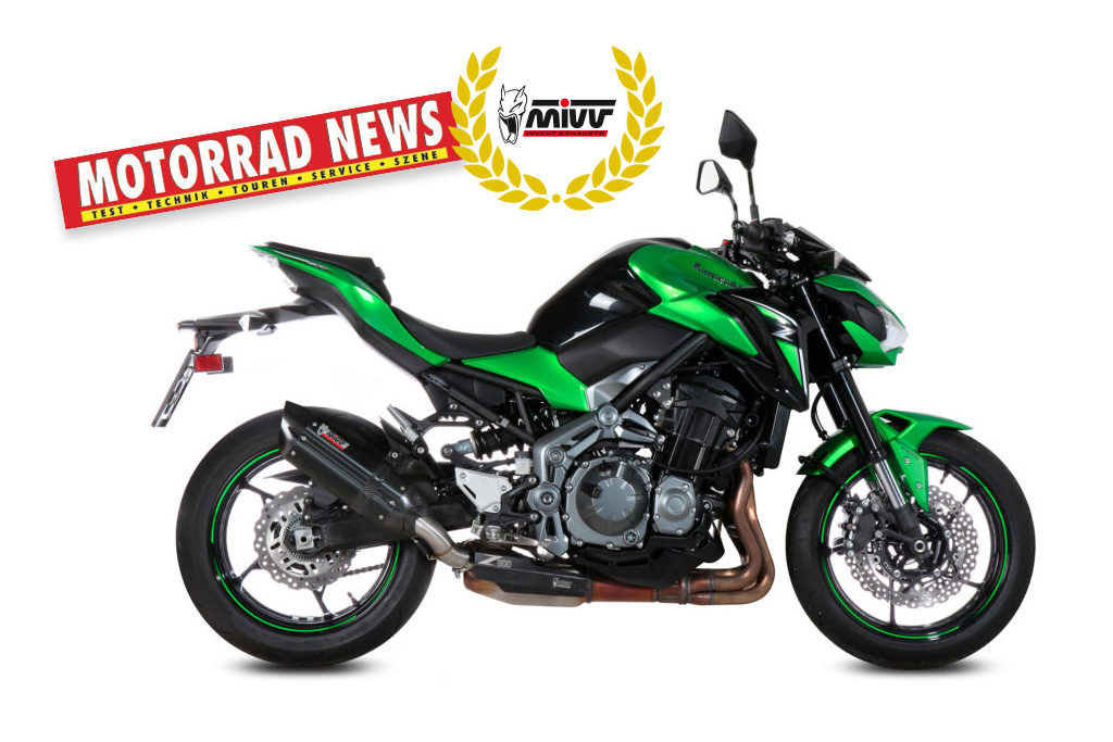 Mivv Suono For Kawasaki Z900 2017 On Motorrad News
