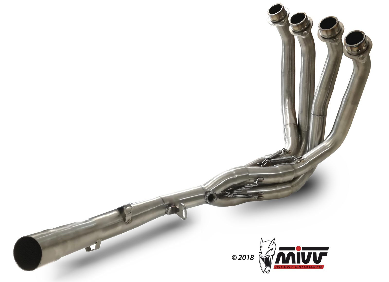 Mivv NO-KAT PIPE K.046.C1 for KAWASAKI Z 900 RS