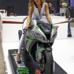 Mivv Hostess at Eicma 2018