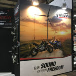 Lo stand Mivv a Eicma 2018