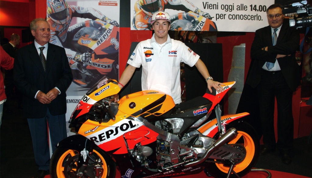 Nicky Hayden His 69 Will Be Withdrawn From The Motogp Mivv