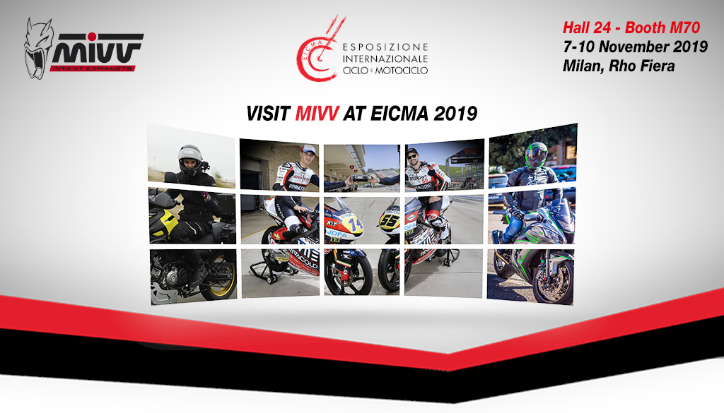 Visita Mivv all'Eicma 2019