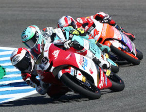 Moto3 race, Spanish MotoGP, 2 May 2021