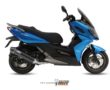Scarico Mivv Stronger per Scooter Kymco K-XCT