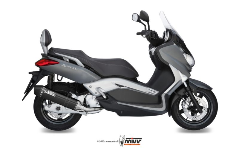 Scarico Mivv Stronger per Scooter Yamaha X-MAX