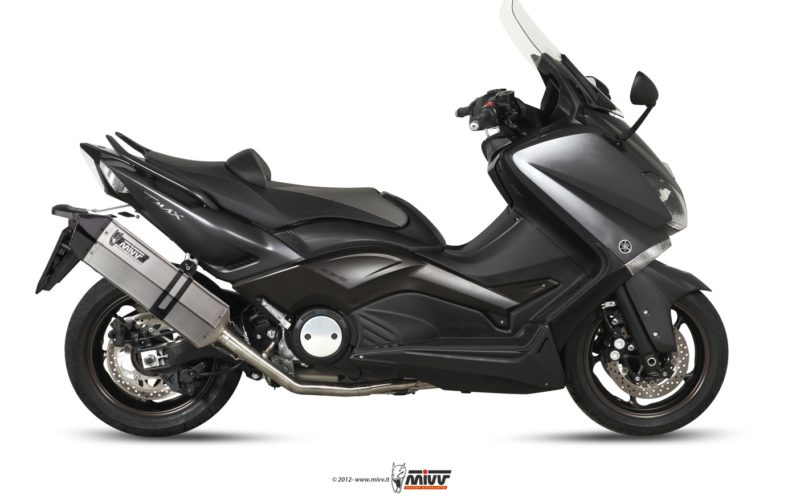 Scarico Mivv Speed Edge per Scooter YAMAHA 20 TMAX