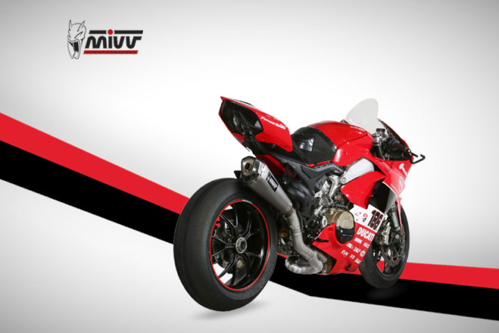 Mivv kit racing Ducati panigale V4